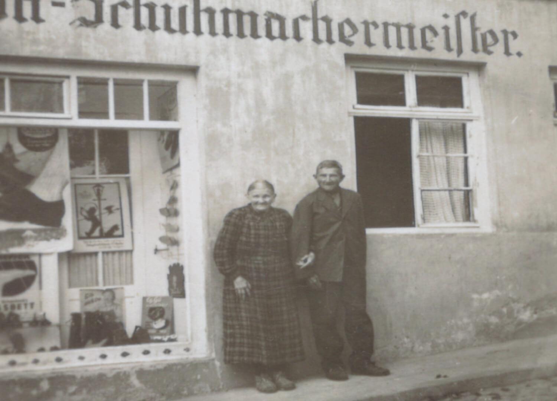 Die Schotts in Homberg von Beginn an für gesunde Füße